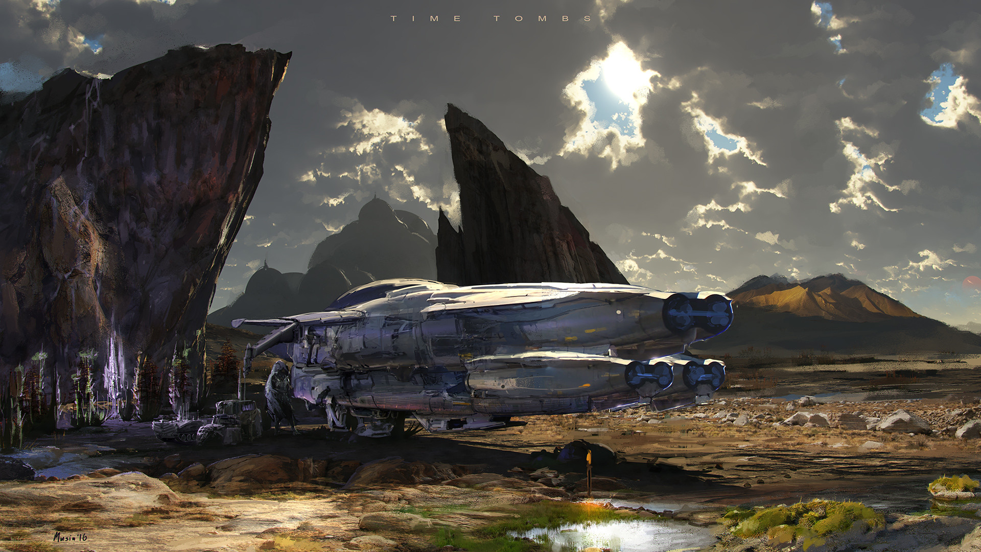 Sergey musin a halted journey