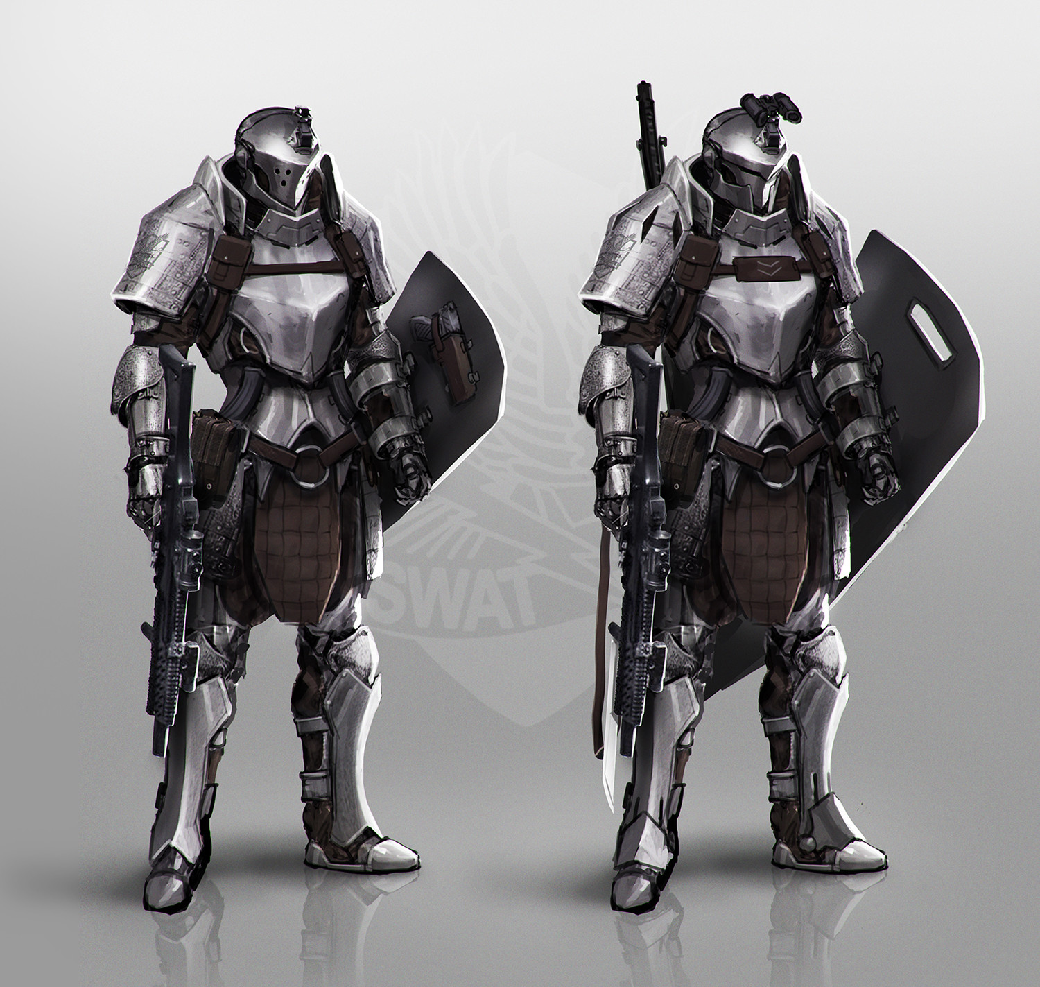 Tactical Knight