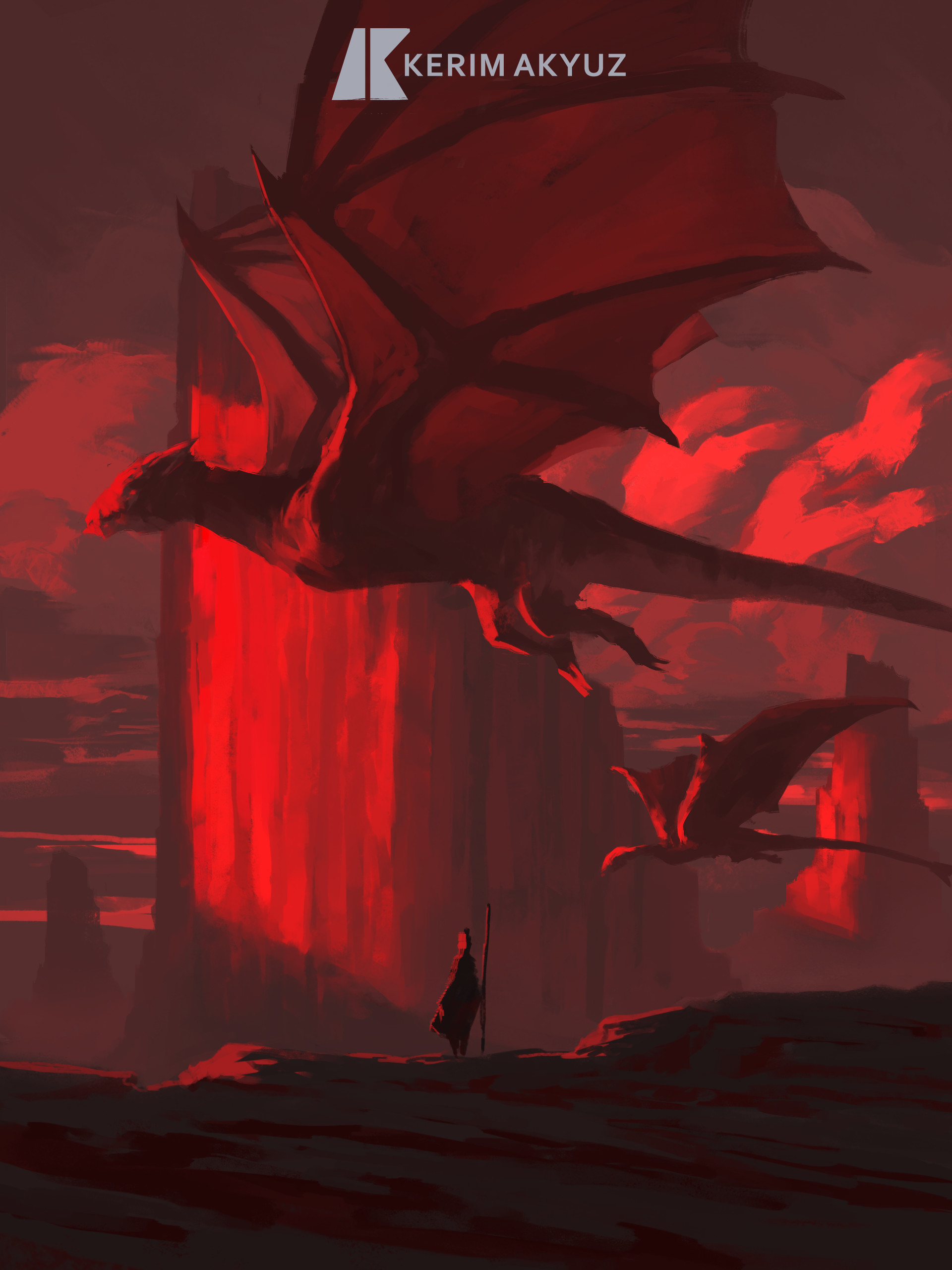 Kerim akyuz 152 dragonherder