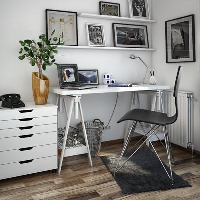 Oscar tranque despacho blanco
