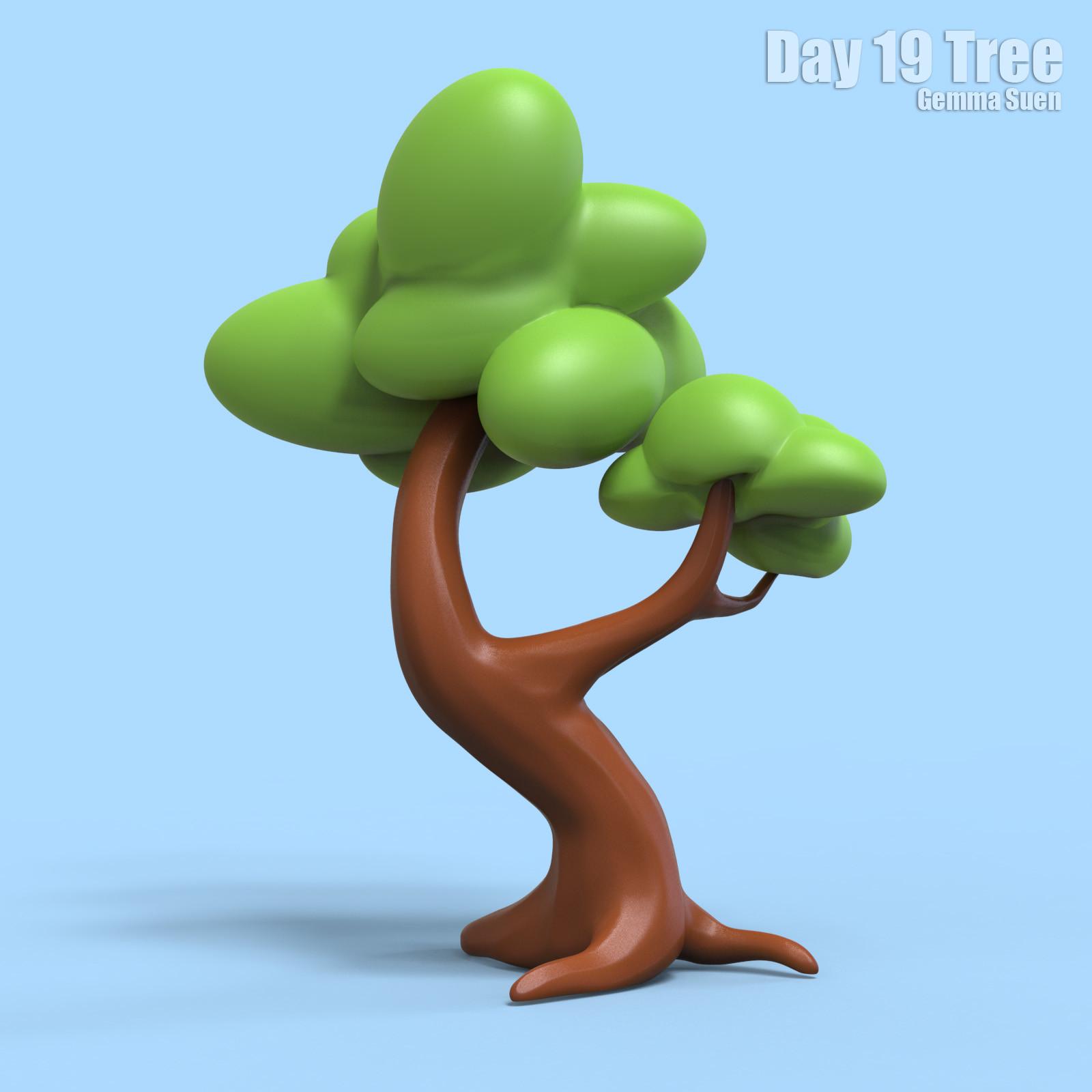 Gemma suen day19 tree