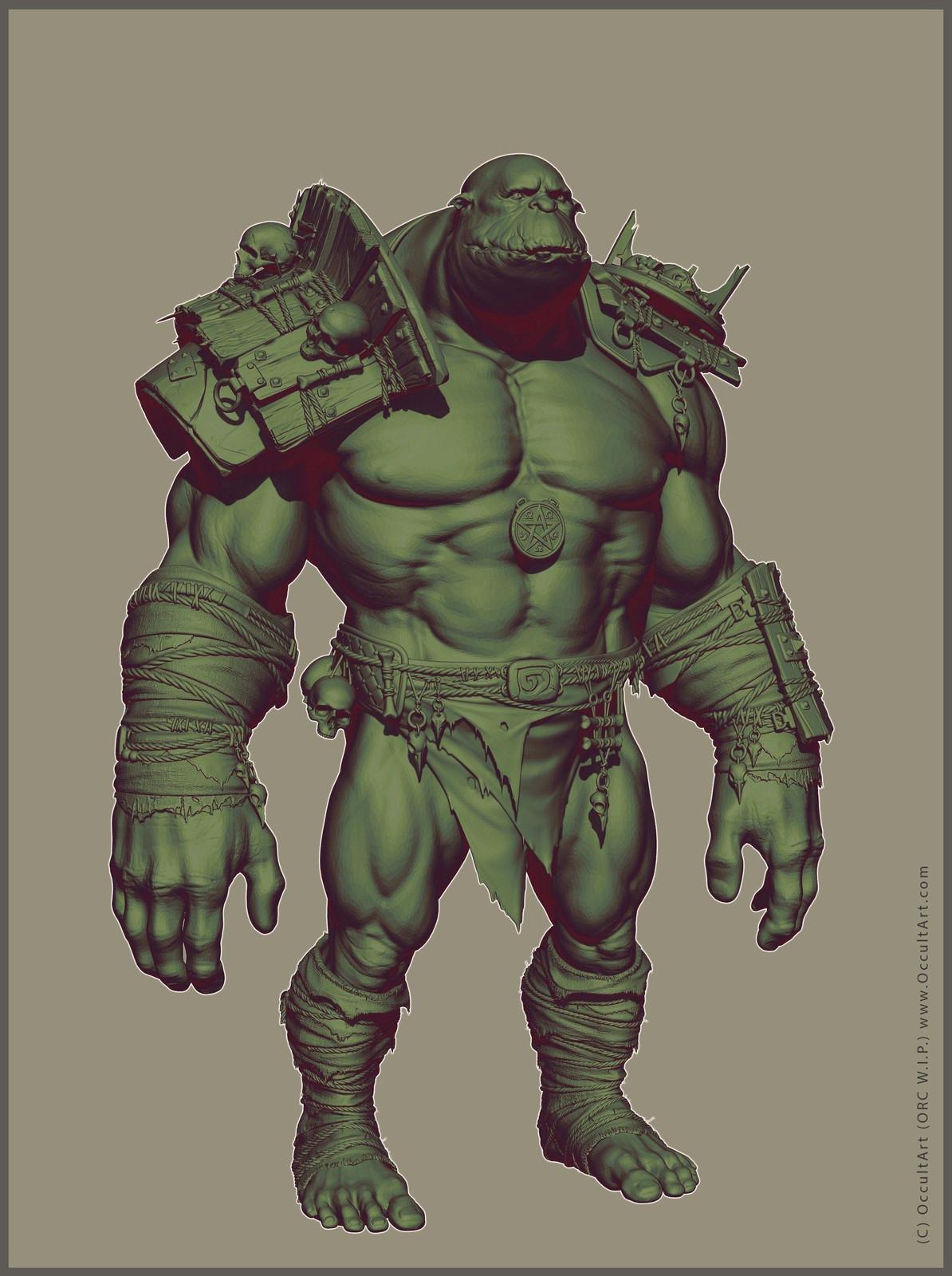 ORC Brute W.I.P.