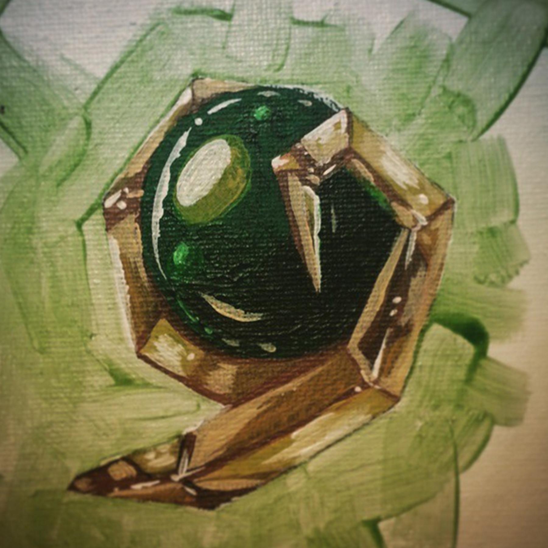 Ken kokoszka 001 emerald