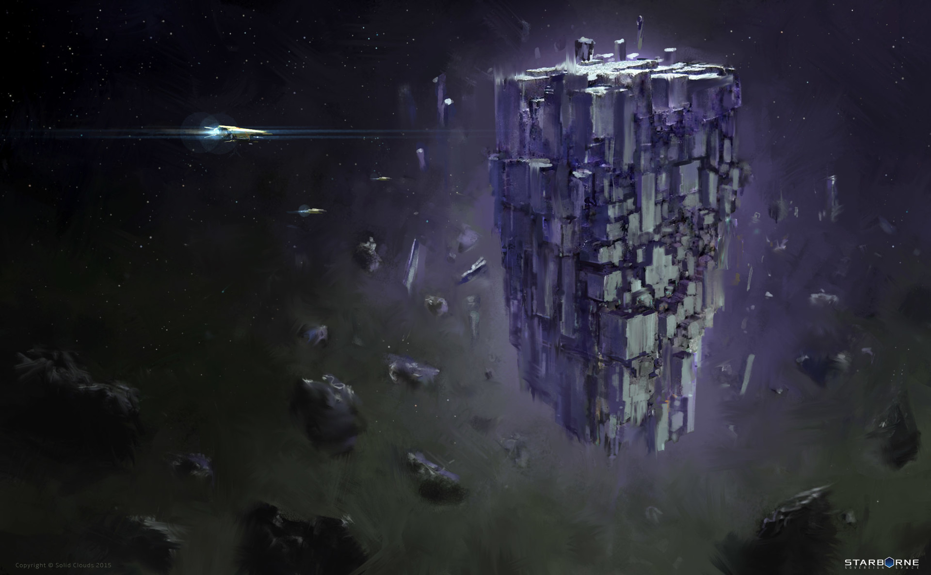 Asgeir jon asgeirsson cube crystal