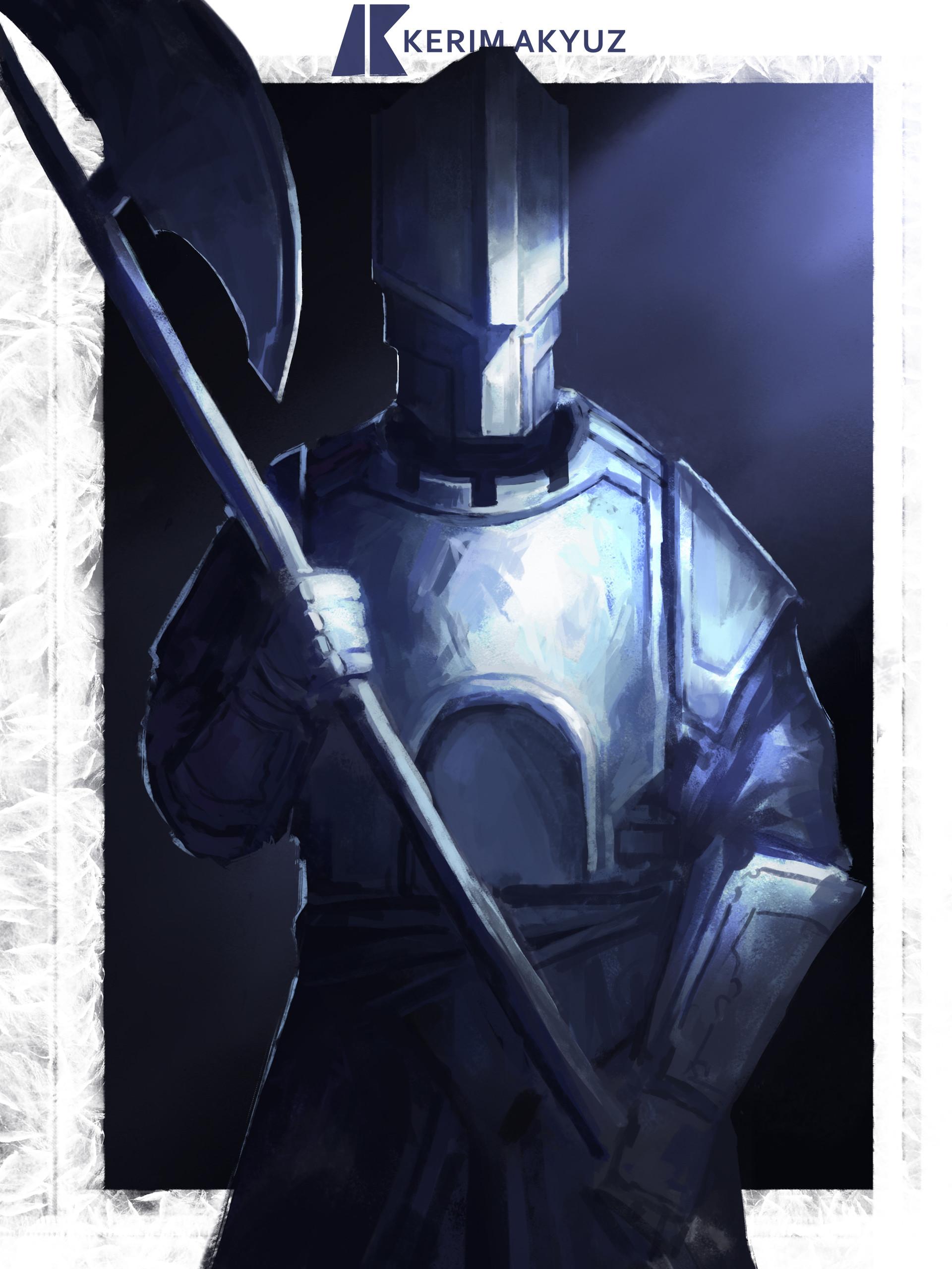Kerim akyuz 154 royalguard