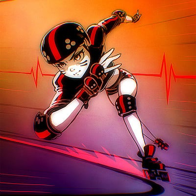 Syko san roller derby 6