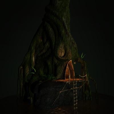 Jordan waka treetower 00