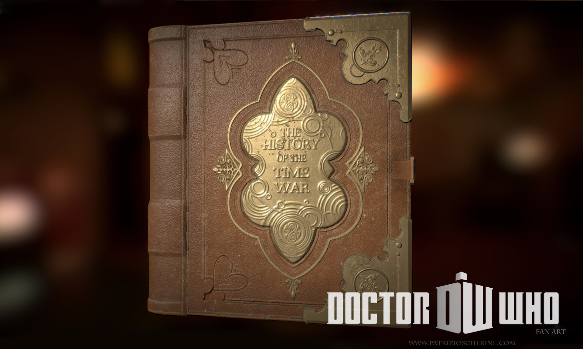 Doctor Who - History of the Time Lord Book