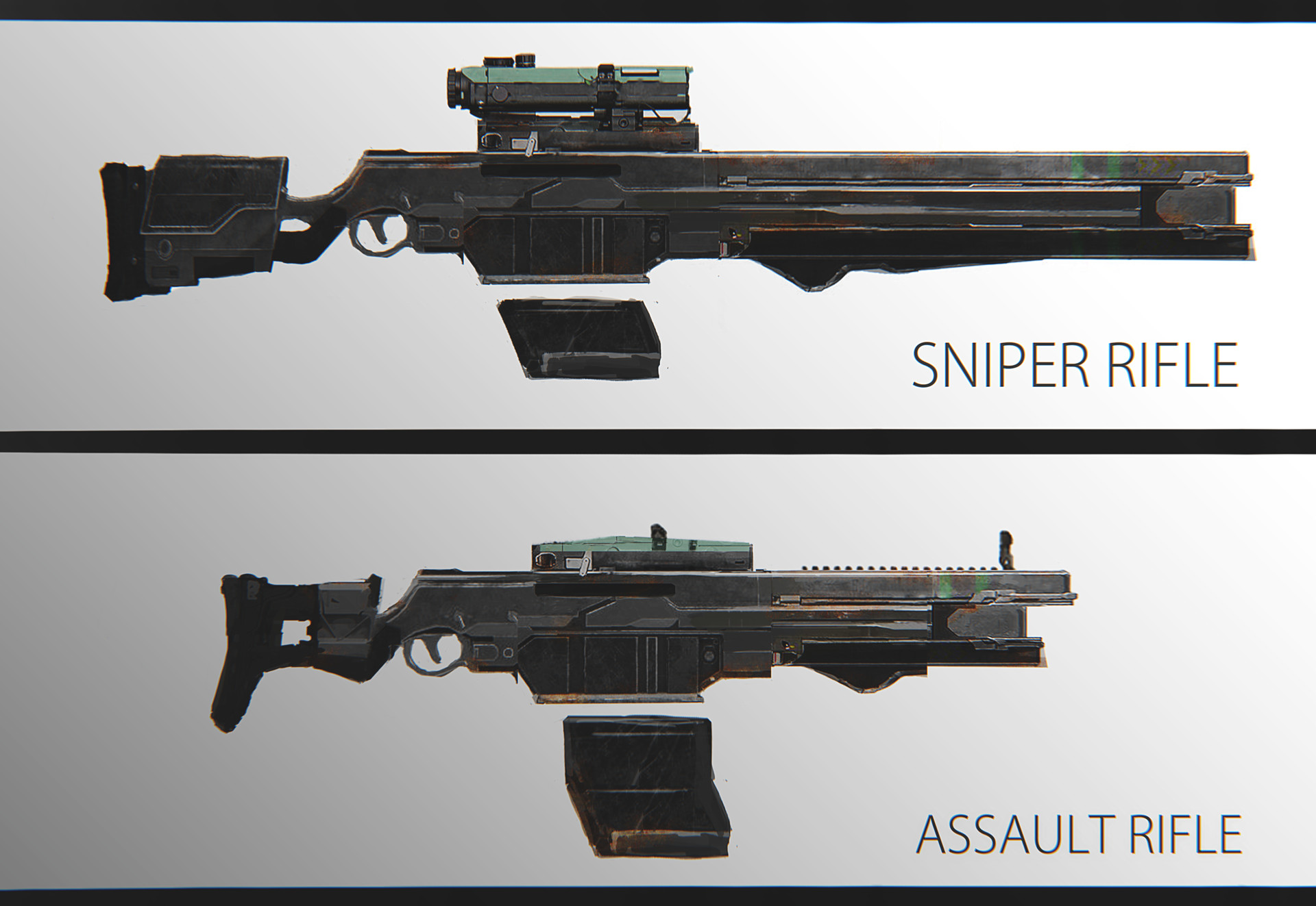 Artificial 000 rifle concept v01 png still001
