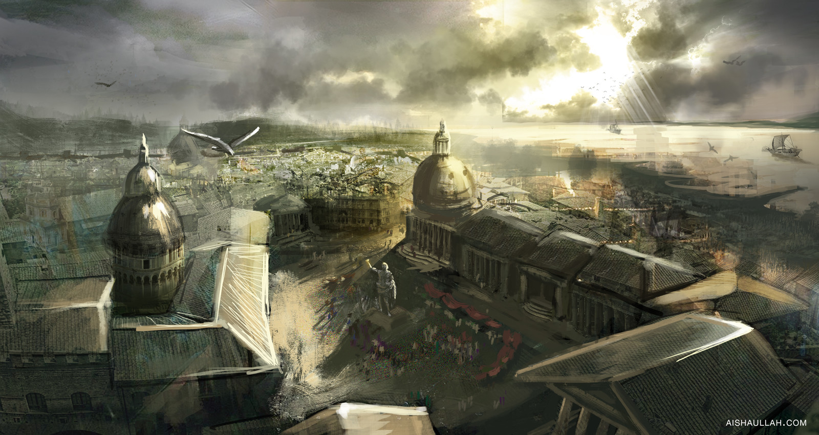 Empire's Colony