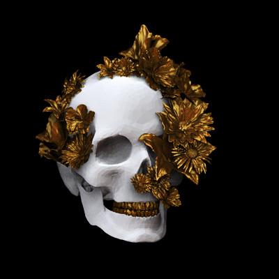 Laury guintrand skullv2