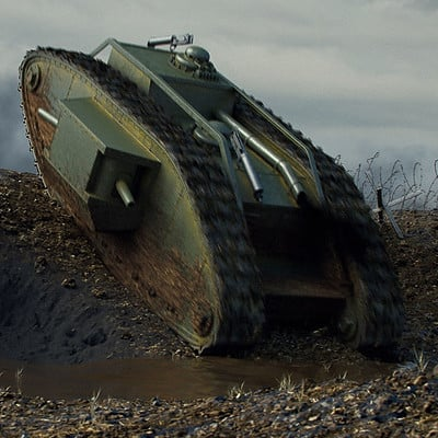 Martin frodl tank
