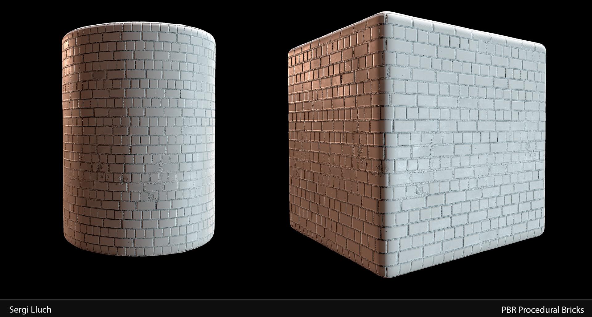 Sergi lluch marmo bricks