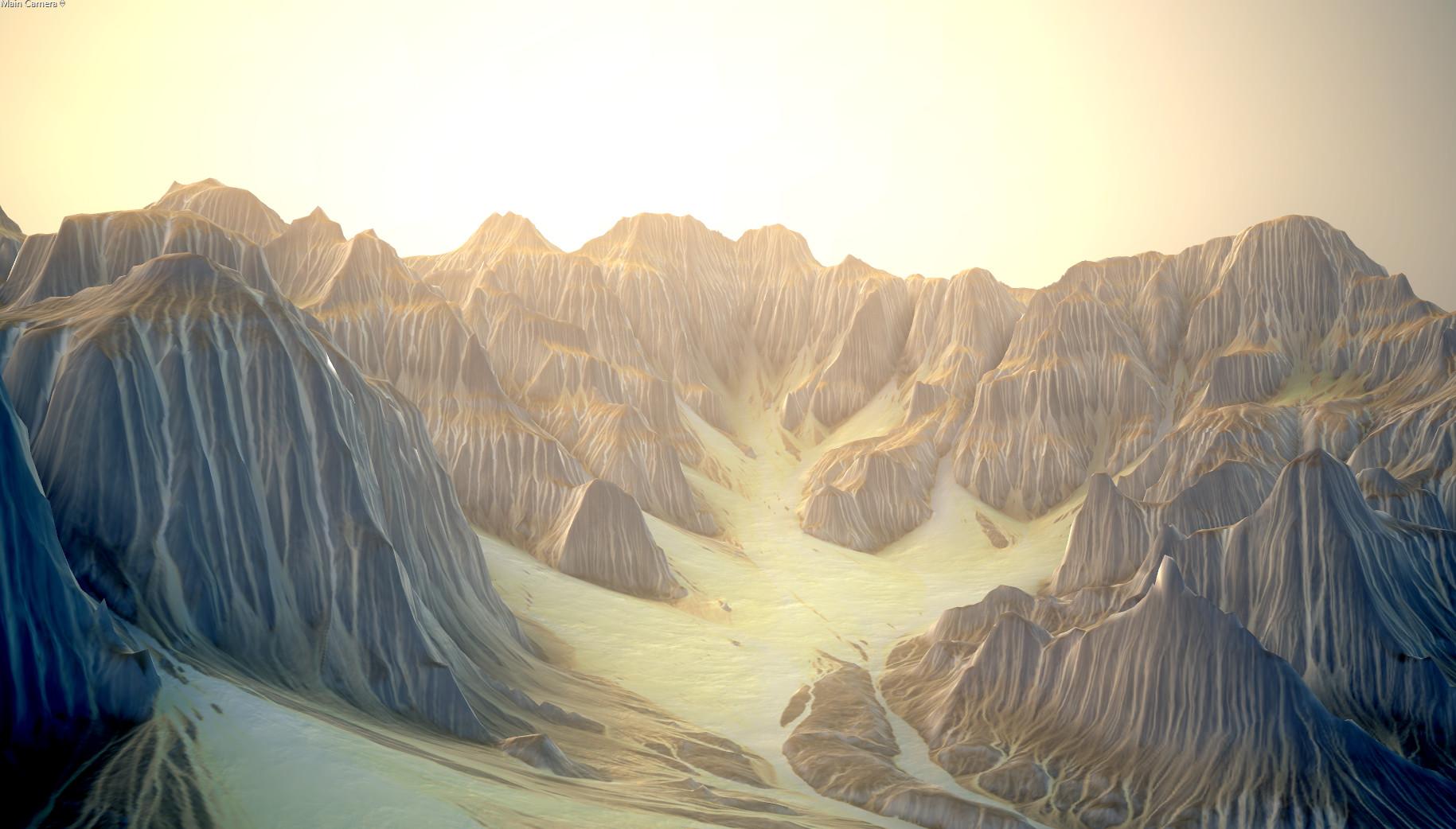 Wyatt reehill terrain dreamscape