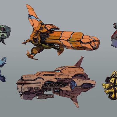Brad wright spaceship thumbnails 01