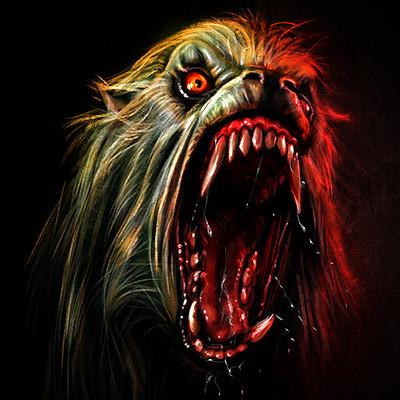 Okan bulbul werewolf01