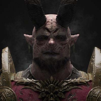 Carlos vidal monster carlosvidal render3