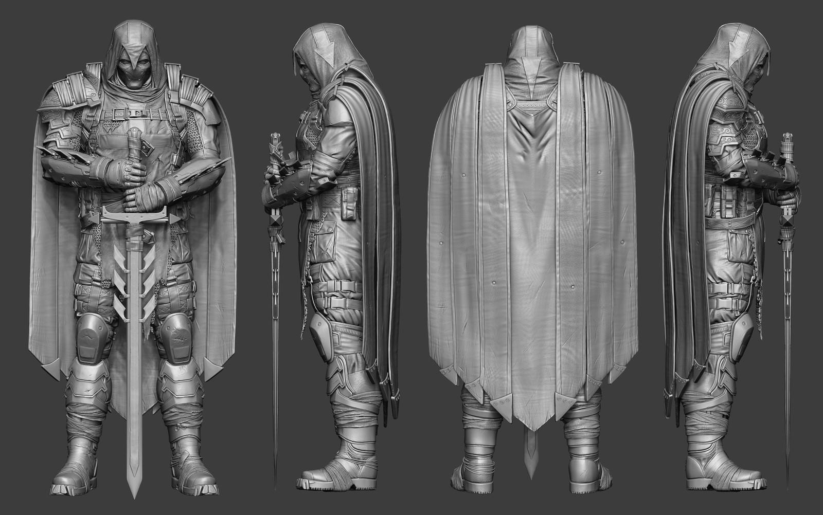 Prime1 Studio Arkham Knight 1:3 Series - Azrael