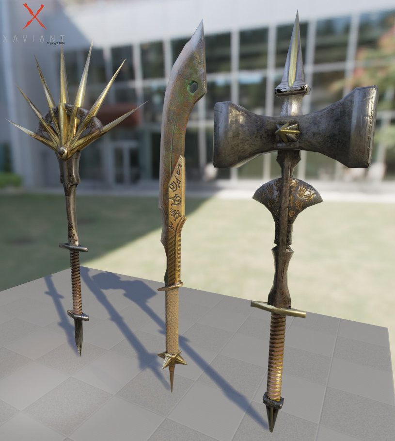 Bryan eppihimer bryan eppihimer xaviant construct weapons unreal4