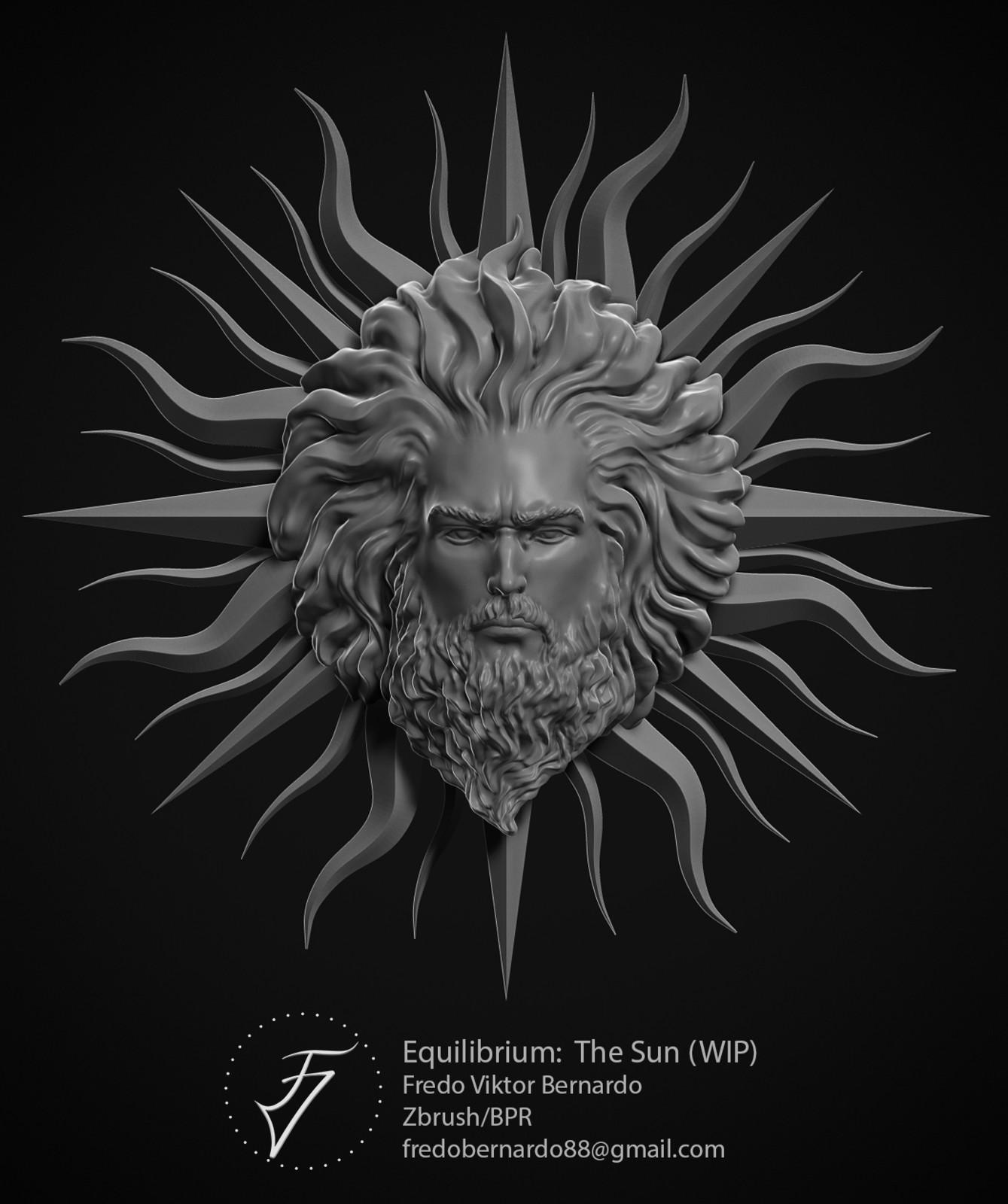 Equilibrium: The Sun (wip)