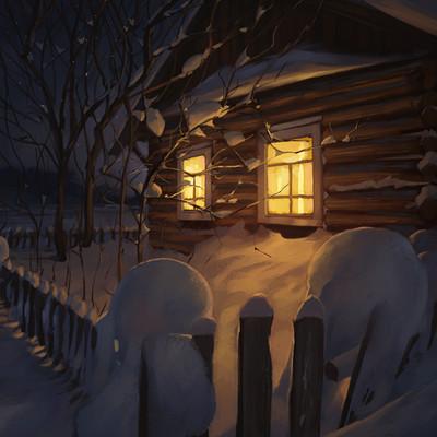 Botos vlad snow env