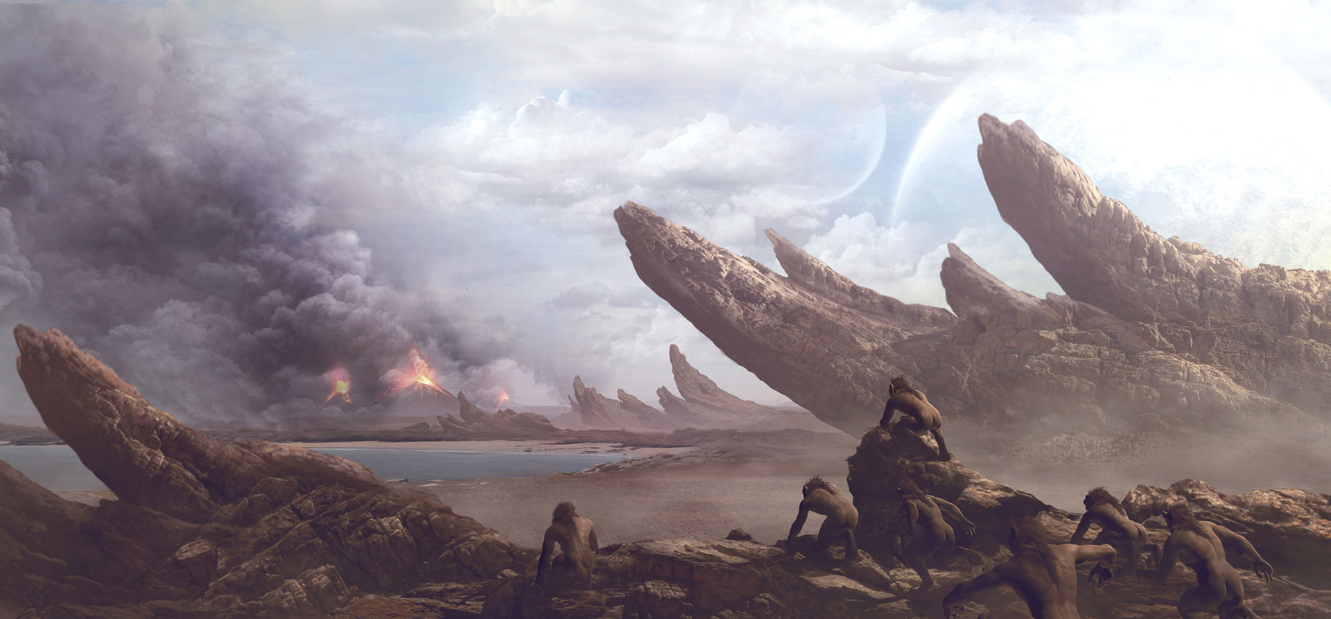 Guillem h pongiluppi guillemhp evolving planet 1