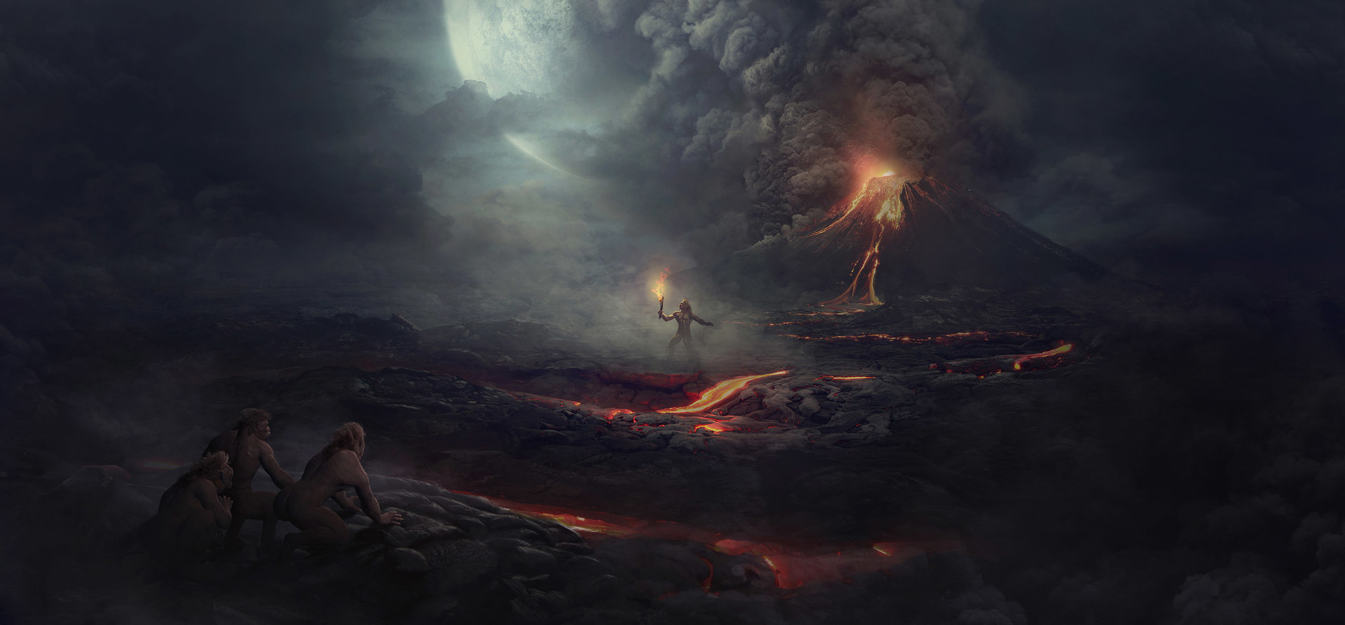 Guillem h pongiluppi guillemhp evolving planet 2