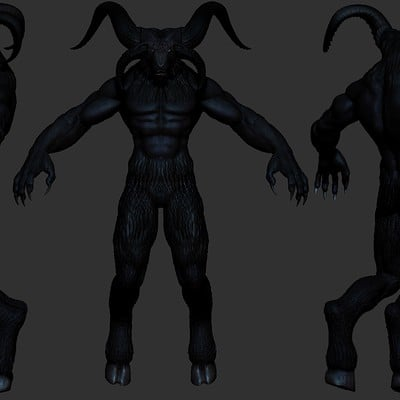Aris dragonis baphomet by dragonisaris d8hd4pa