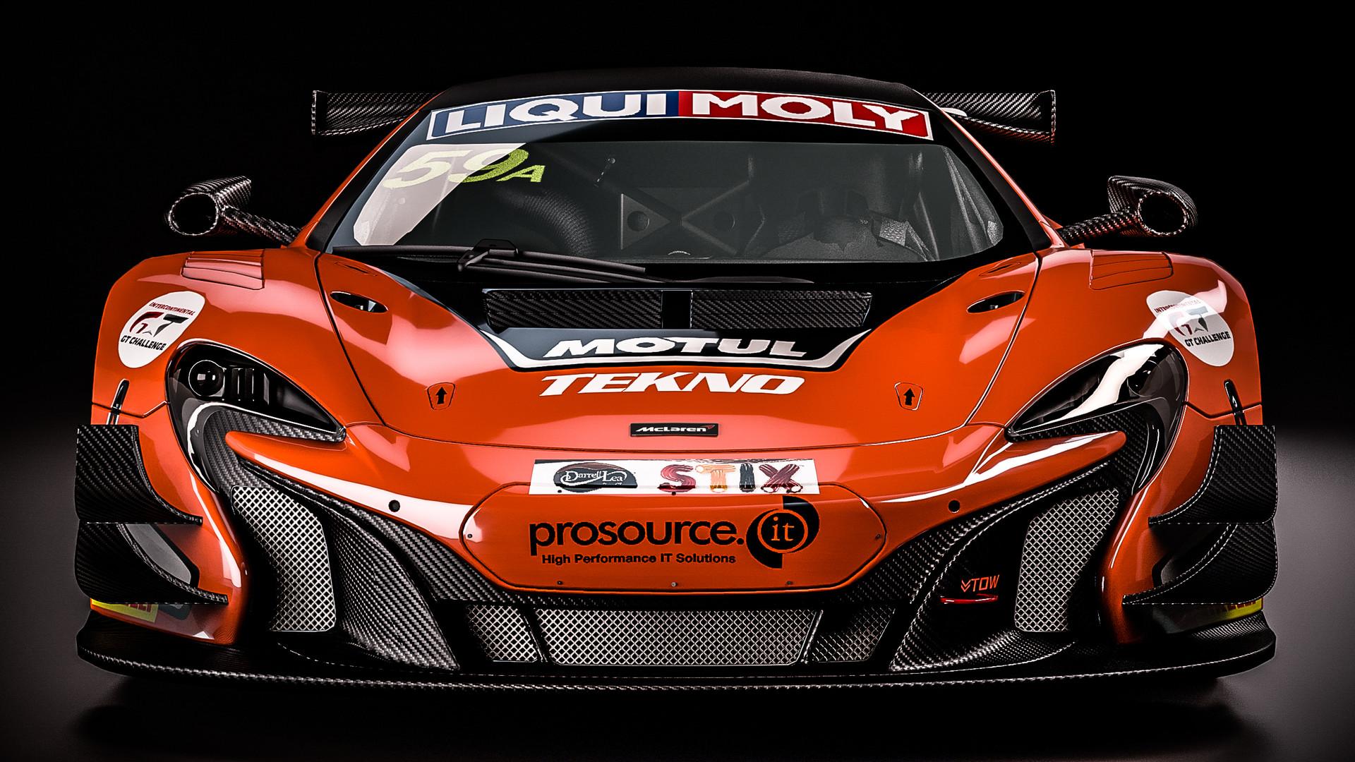 ArtStation - Mclaren 650S GT3 - McLaren GT Tekno Autosports, Zoki ...