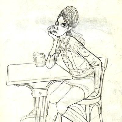 Edin durmisevic sketchbook page 10