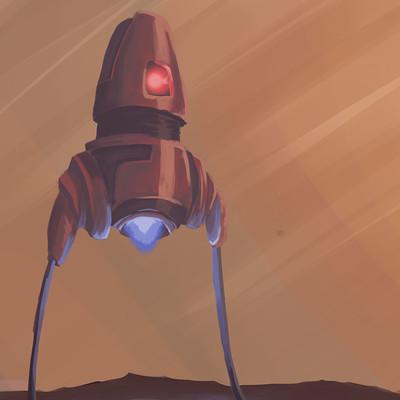 Conrad fay robot