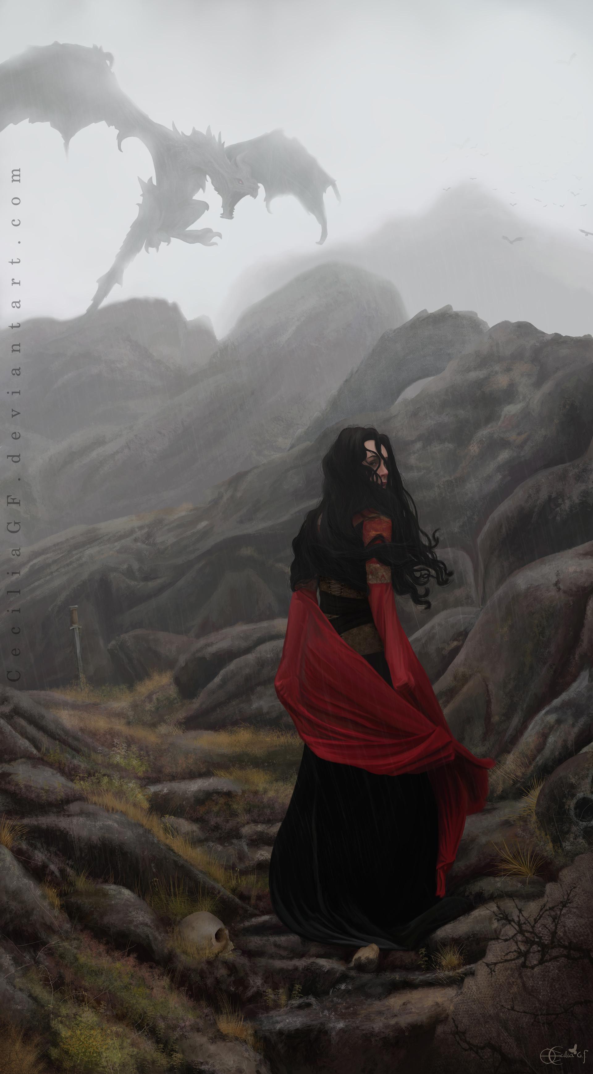 Cecilia g f calzada de dragones