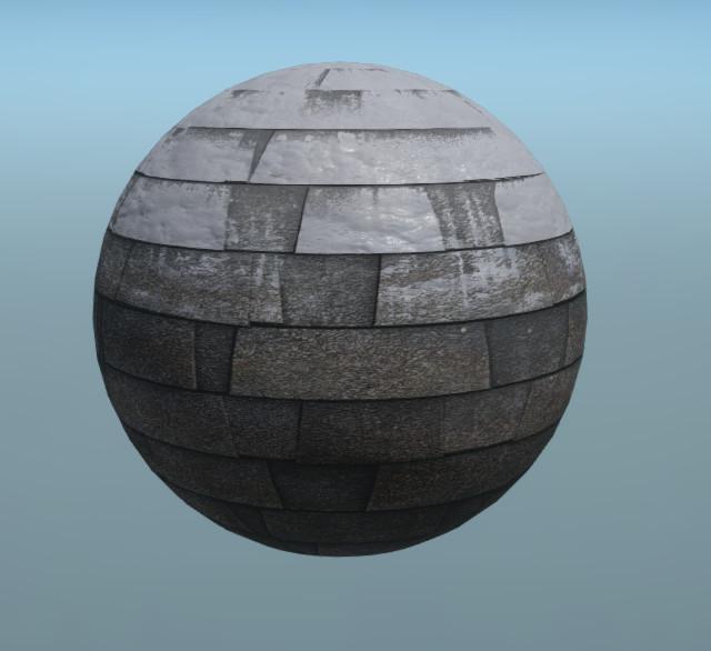 Snow Shader Ball