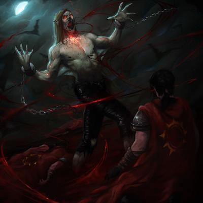 Botos vlad vampire v75