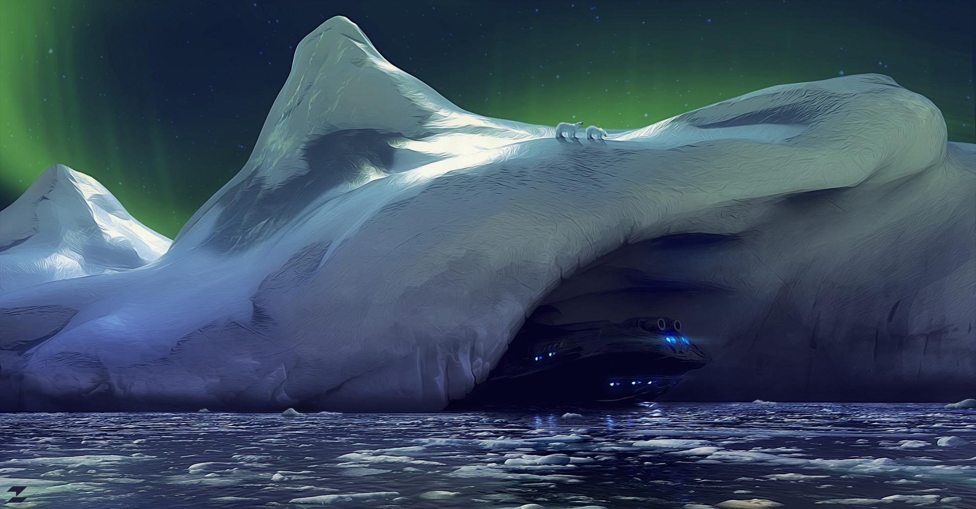 Tomislav zvonaric antartica secret exit