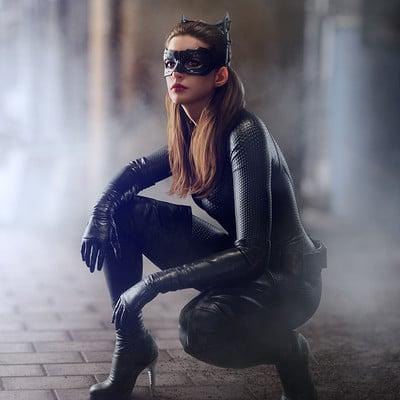 Per haagensen tdkr catwoman01 perh