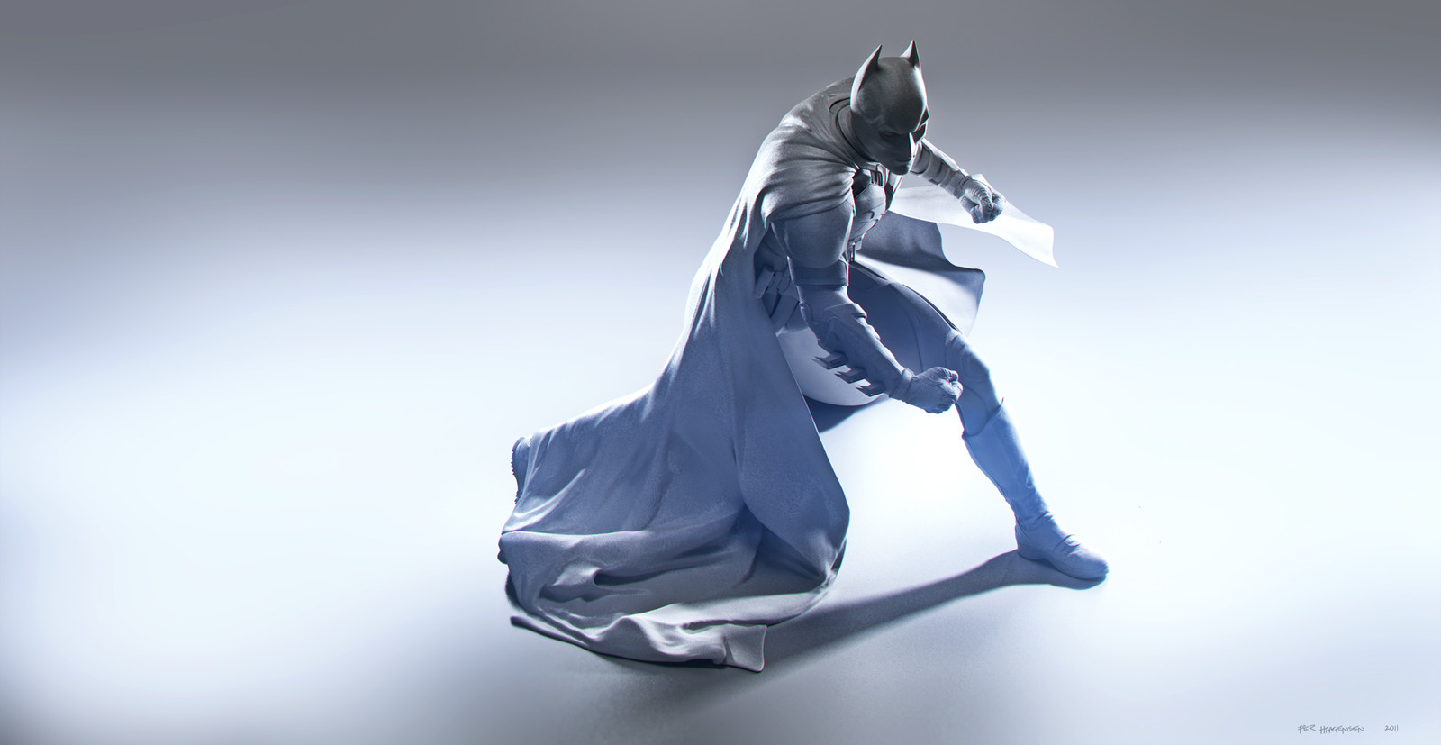 "Batman #1 - ""The Dark Knight Rises"".