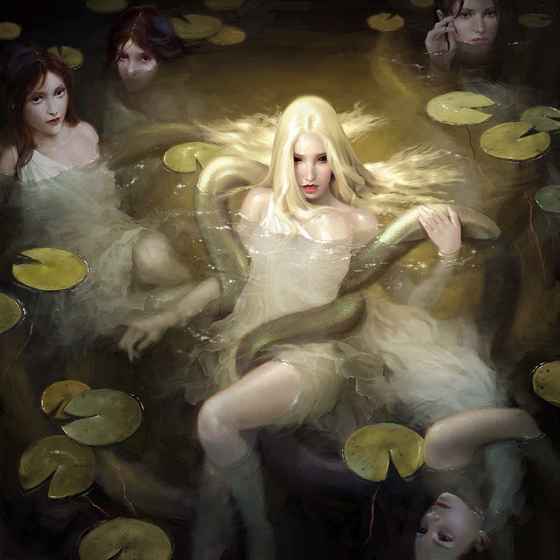 The Naiads
