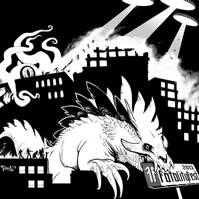 Monster (s)Mash