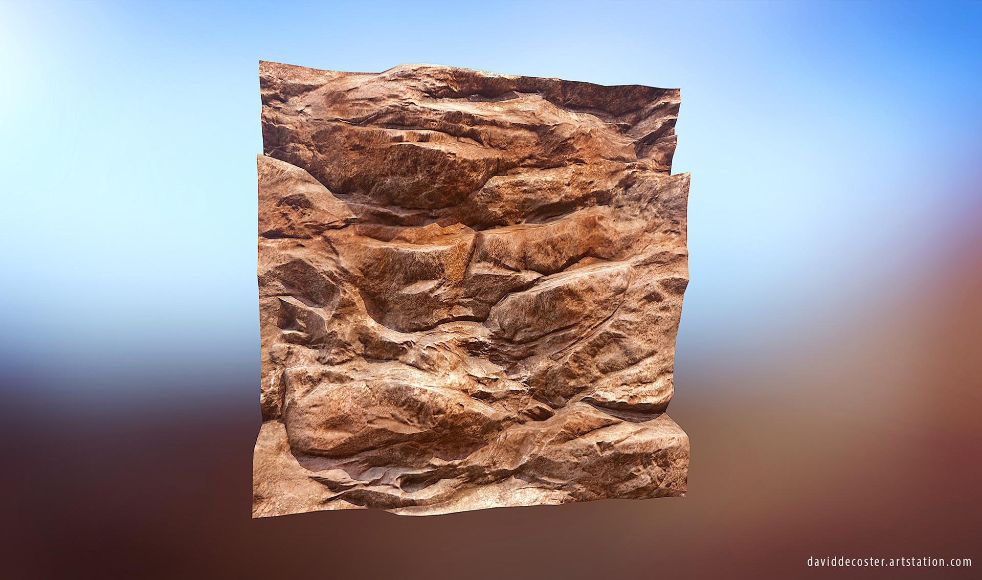 David decoster decoster modular cliff