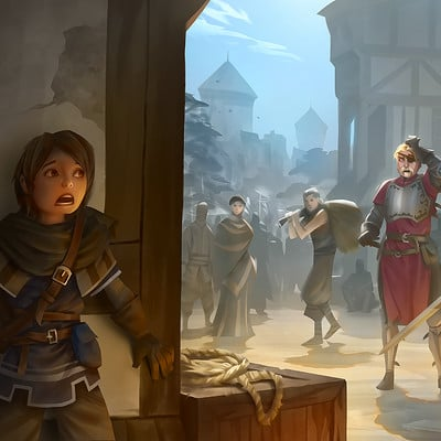 Magnus noren the thief1