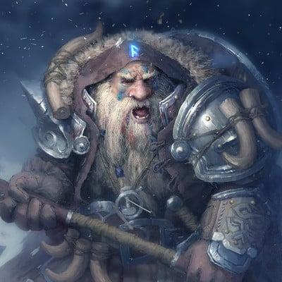 Lucas orstrom dwarf2