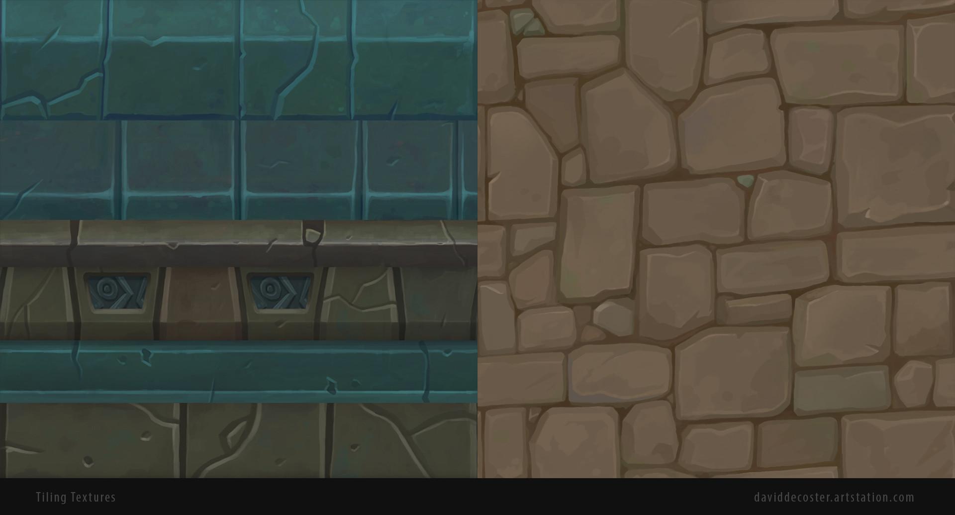David decoster decoster tiling textures 03