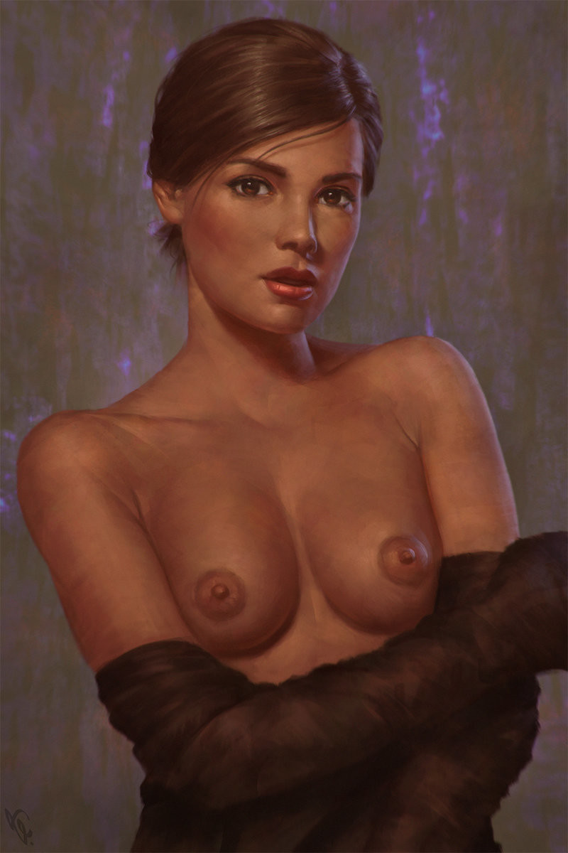 Angel ganev female torso 1 day 246 by angelganev d9r03xa