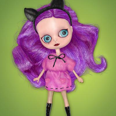 Souvik karmakar scary doll copy 3 finished 3