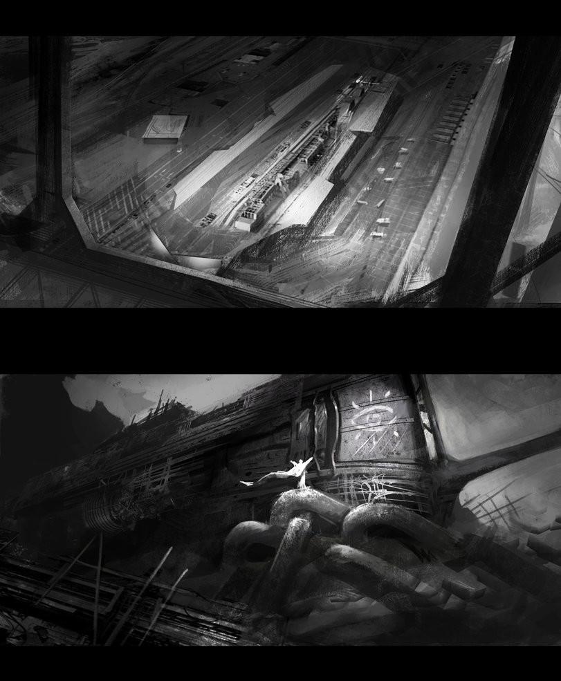 Pierre raveneau compo sketch 2 by asahisuperdry d9s3ock