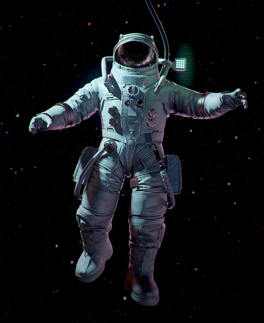 Astronaut_Realtime_Posed_Capture