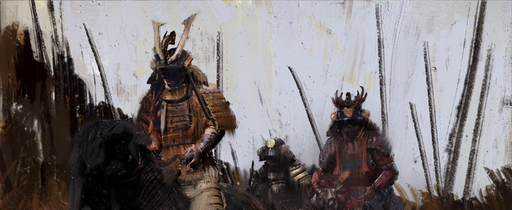 David tilton samuraipainting1 v1