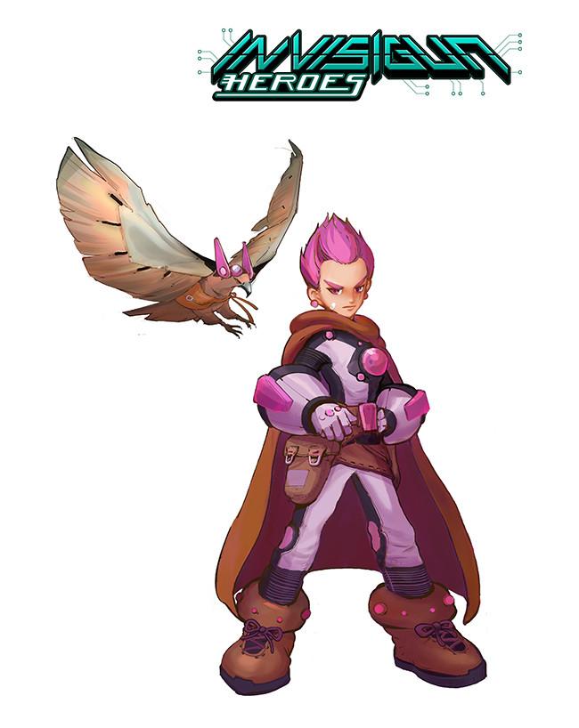 Yujin choo guy 1 purple finish copy