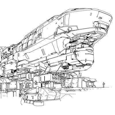 Sparth mining ship scene01 underbelly 02 f